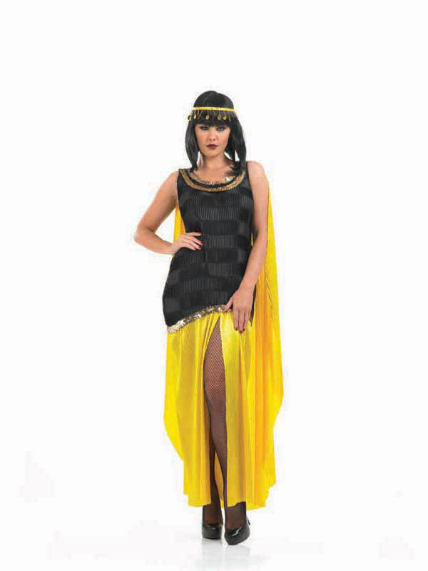 Ladies Egyptian Queen Cleopatra Outfit