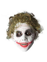 The Joker Villain Wig