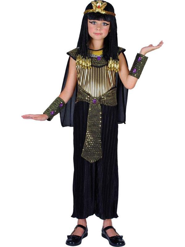 Girl's Queen Cleopatra Costume