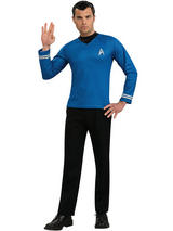 Star Trek Mr Spock Men's Official Top