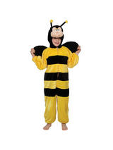 Boy's Bumblebee Jumpsuit Costume
