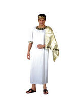Men's Ancient Greek Toga Costume