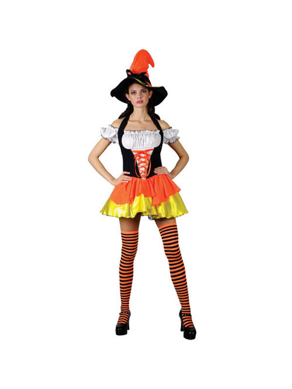 Share Adult candy corn costume halloween