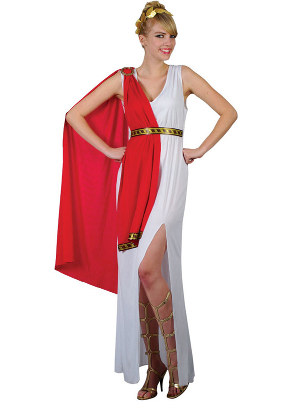 Ladies Roman Goddess Costume