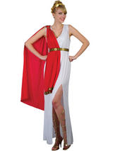 Ladies Roman Goddess Costume