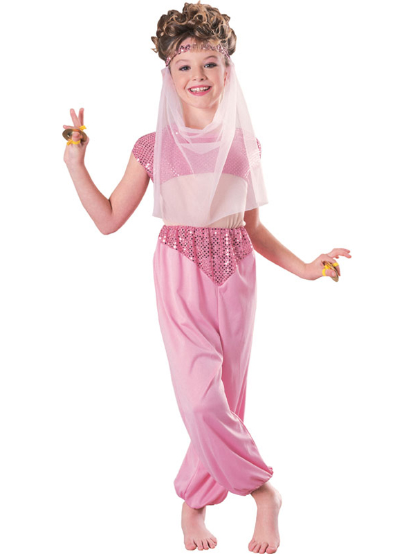 Child Harem Girl Arabian Nights Fancy