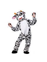 Men's Cute Cow Jumpsuit Costume