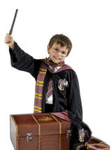 View Item Harry Potter Trunk Dress Up Kit Fancy Dress Costume