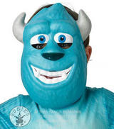 View Item Child Monsters University Inc James 'Sulley' Sullivan Face Mask Fancy Dress Kids