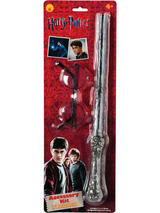 View Item STD Licensed Harry Potter Accessory Wand + Glasses Set Kit Fancy Dress Costume