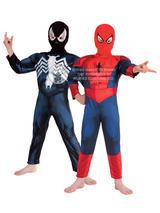 Spiderman Venom Reversible Boy's Costume
