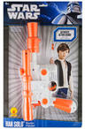 View Item Han Solo Blaster Gun Laser Shooter Fancy Dress Star Wars Accessory