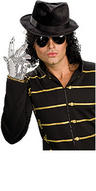 View Item Licensed  Michael Jackson Glasses Fancy Dress Accessory