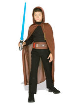 Star Wars Jedi Knight Boy's Costume With Lightsaber