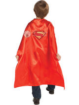 Man Of Steel Superman Boy's Cape