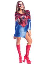 Ladies Spidergirl Costume