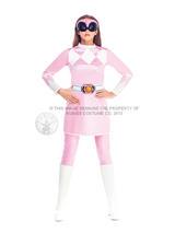 Ladies Pink Power Ranger Costume