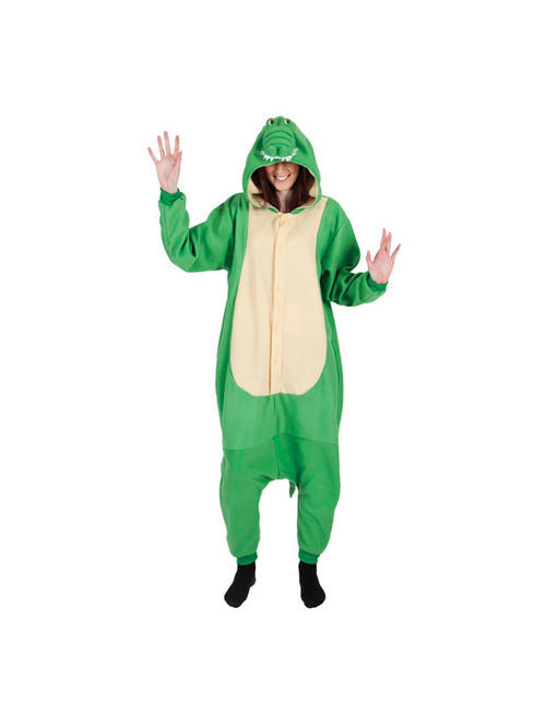 Adult Alligator Costume 104