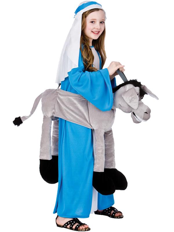 Children's Ride On Donkey Costume