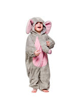 View Item Child Toddler Elephant Fancy Dress Costume Book Week Dumbo Kids Boys Girls