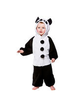 Child's/Toddler's Panda Costume