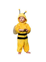 View Item Child Toddler Bumblebee Fancy Dress Costume Book Week Insect Kids Boys Girls