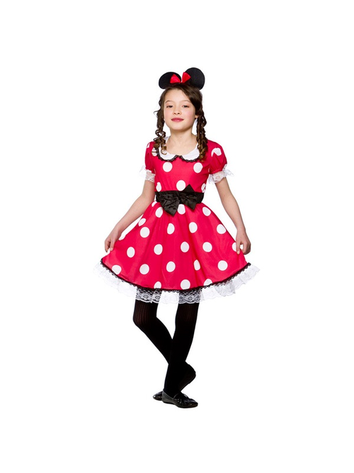 Minnie Mouse is a great choice of outfit for a fancy dress party - and we've tracked down dozens of deals from UK stores. We feature a range of cute costumes for adults and kids to ensure you really look just like the loveable little Disney character when you slip into your Minnie Mouse outfit.