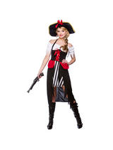 Ladies Pirate's Wench Costume
