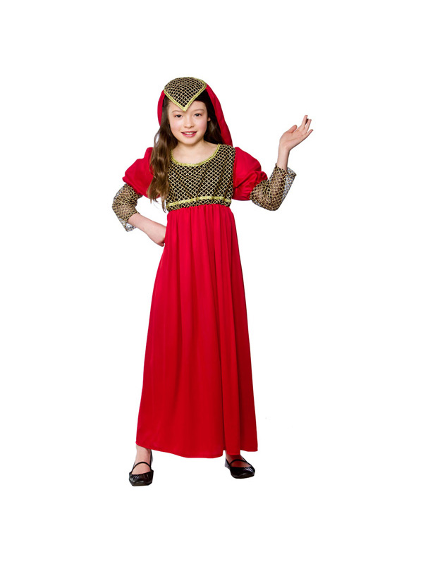 Girl's Princess Juliet Costume