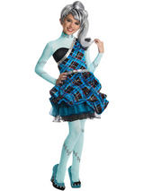 Monster High Frankie Stein Girl's Costume