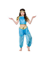 Girl's Princess Of Arabia Costume