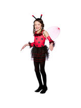 Girl's Little Ladybug Costume
