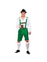 Men's Oktoberfest Guy Costume