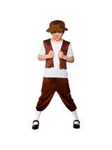Boy's Tudor Boy Costume