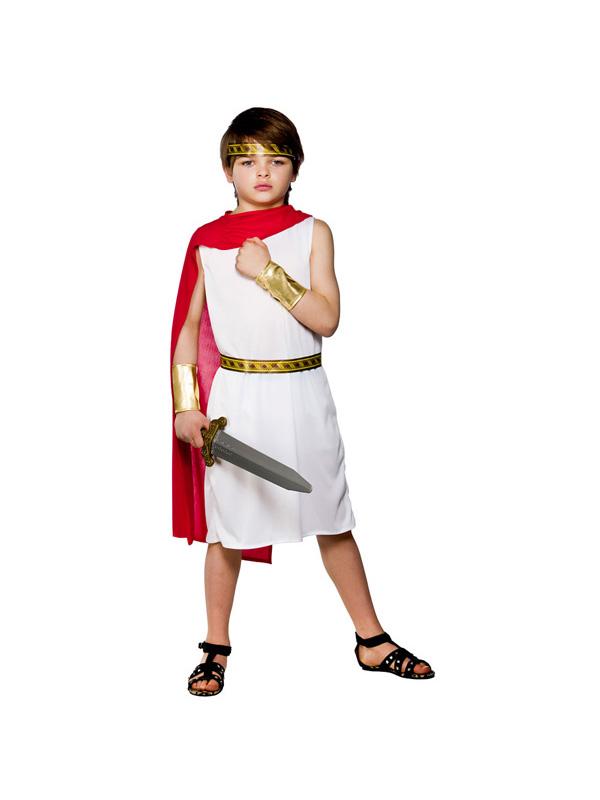 Boy's Roman Leader Costume