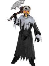 Boy's Skull Costume