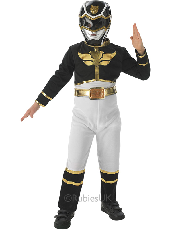 Yellow Power Ranger Costume Child Child 5-6 Years Power Rangers