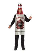 Adult's Vodka Bottle Costume