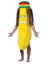 Adult's Rasta Banana Costume