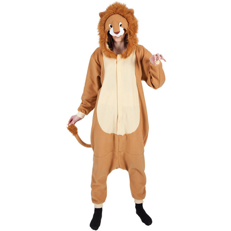 Adult-Onesie-Animal-Pyjamas-Bodysuit-Fancy-Dress-Costume-Outfit-New-Mens-Ladies