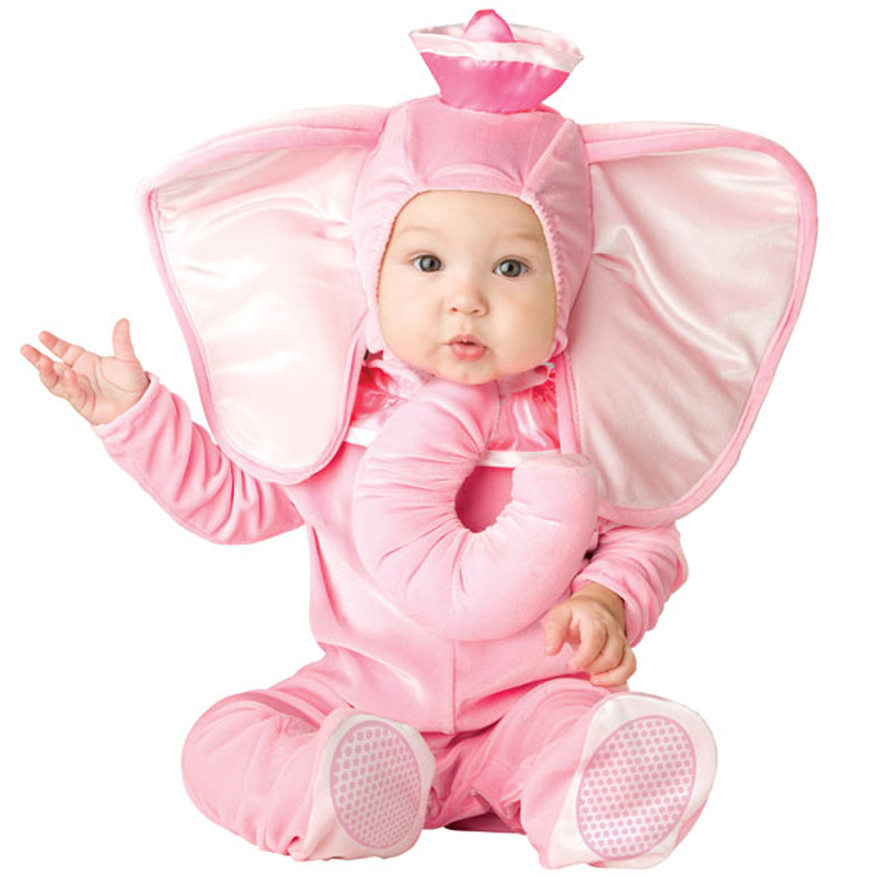 Baby Halloween Fancy Dress Up Costume Outfit Animal Boy