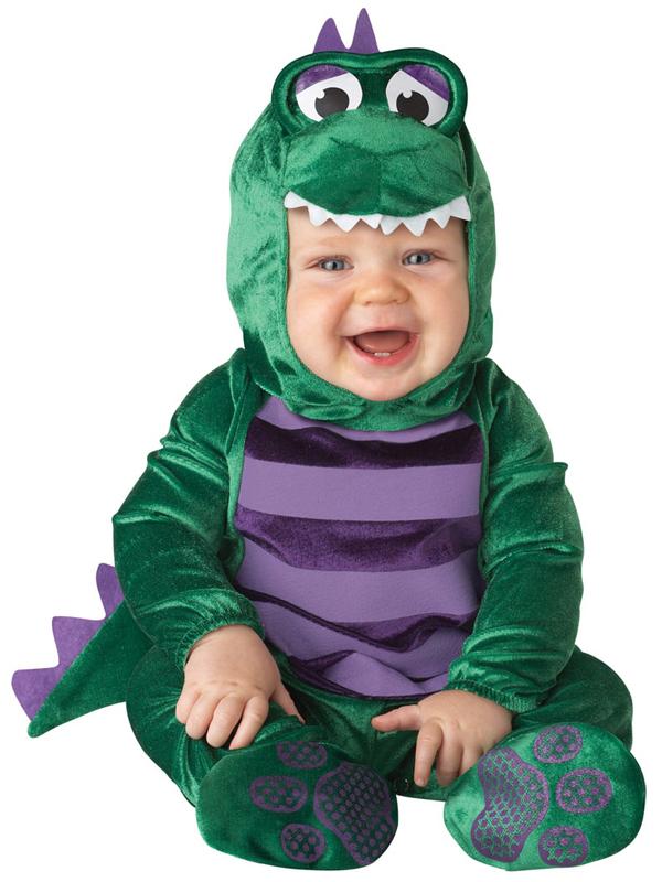Infant's Dinky Dinosaur Costume