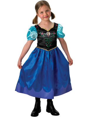 View Item Girl's Disney Frozen Anna Travelling Costume