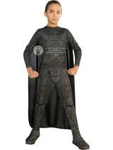 Boy's Man of Steel Zod Costume