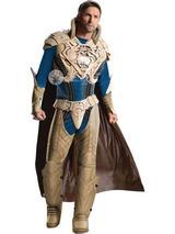 Men's Deluxe Jor-El Man of Steel Costume