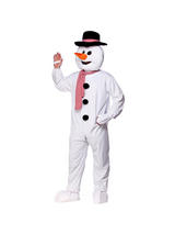 Mascot Snowman Costume