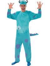 View Item Adult Monsters University Inc James P 'Sulley' Fancy Dress Costume Halloween