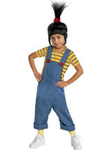 Girl's Despicable Me 2 Agnes Deluxe Costume