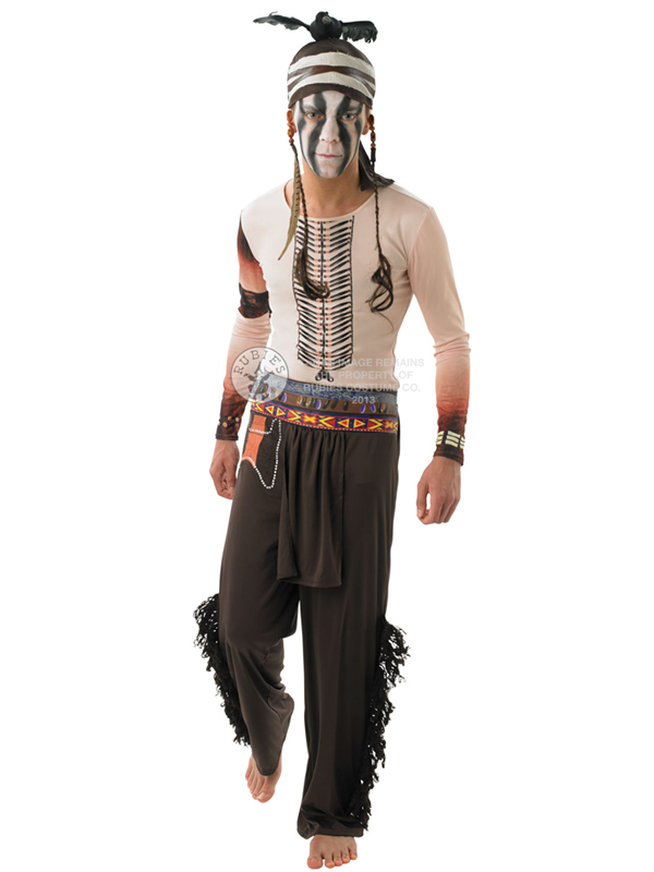 Childrens Indian Fancy Dress Costumes Tonto-fancy-dress-costume