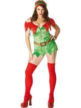 Ladies Sexy Elf Costume